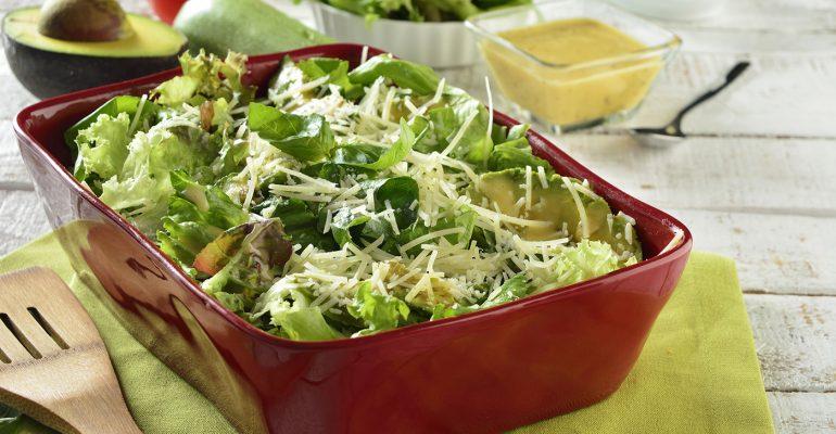 Lasaña de Verduras Frías