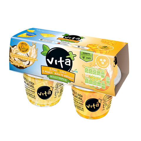 Vita + Cups